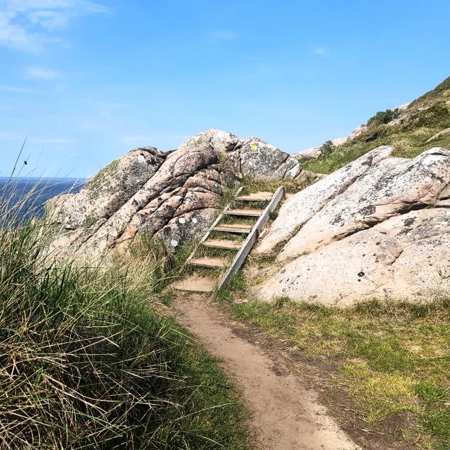 photo of Bornholm Coast path Hammeren - by Frits Ahlefeldt