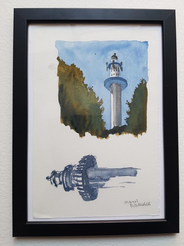 Dueodde Fyr, lighthouse